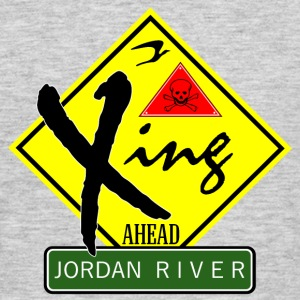 xing ahead   en T-Shirts - Men's T-Shirt