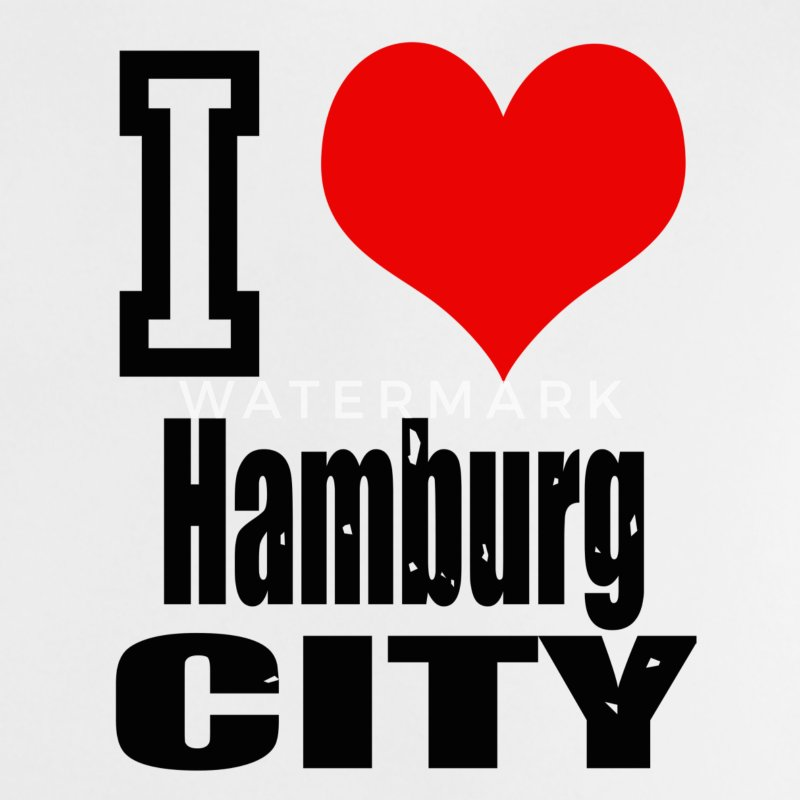 I Love Hamburg City Baby T-Shirts - Baby T-Shirt