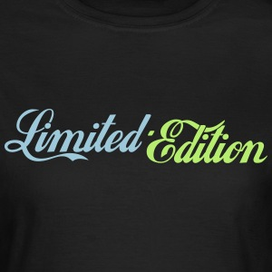 Limited-Edition T-Shirts - Frauen T-Shirt