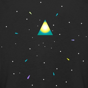 Triangle and space Long Sleeve Shirts - Kids' Premium Longsleeve Shirt