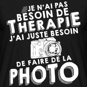 Thérapie photo Tee shirts - T-shirt Homme