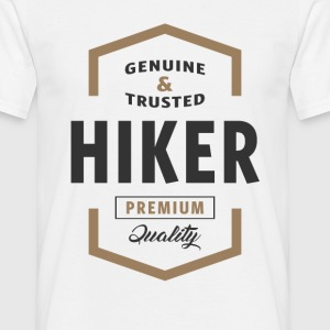 Hiker Logo Tees - Men's T-Shirt