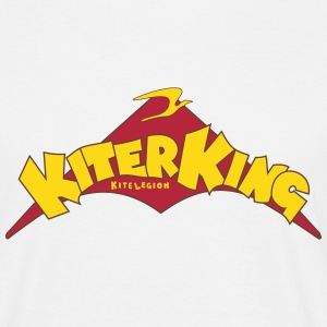 kiterking_vec_3 en T-Shirts - Men's T-Shirt