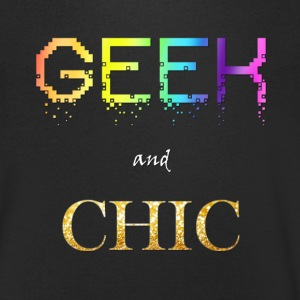 Geek and Chic - Homme - T-shirt Homme col V
