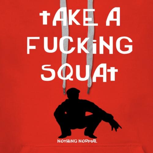 Take a squat