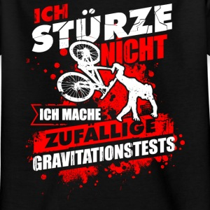 Mountainbike Downhill MTB Gravitation T-Shirts - Kinder T-Shirt