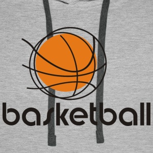 basketballbendengcfcjg Sweat-shirts - Sweat-shirt à capuche Premium pour hommes