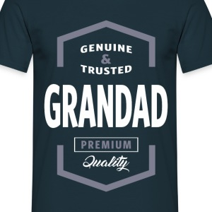 Genuine Grandad Tshirt - Men's T-Shirt