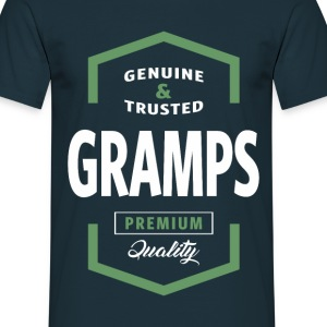 Genuine Gramps Tshirt - Men's T-Shirt