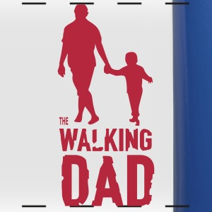 The Walking Dad Mugs & Drinkware - Full Color Panoramic Mug
