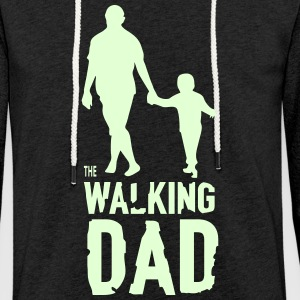 The Walking Dad Hoodies & Sweatshirts - Light Unisex Sweatshirt Hoodie
