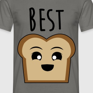 Best Friends // Partnershirt - Männer T-Shirt