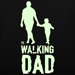 The Walking Dad Bags & Backpacks - Tote Bag
