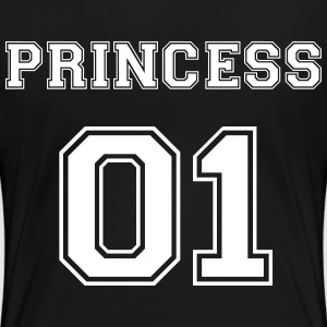 Princess 01 Shirt - Frauen Premium T-Shirt