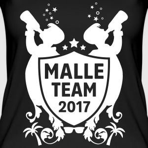 malle team 2017  Tops - Frauen Bio Tank Top