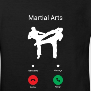 KARATE IS CALLING ME! Shirts - Kids' Organic T-shirt