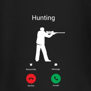 HUNTING CALLS! Baby Long Sleeve Shirts - Baby Long Sleeve T-Shirt