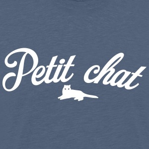 Petit Chat Tee shirts - T-shirt Premium Homme