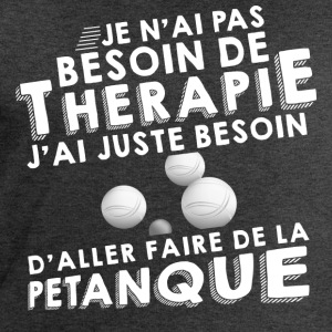 Therapie petanque Sweat-shirts - Sweat-shirt Homme Stanley & Stella