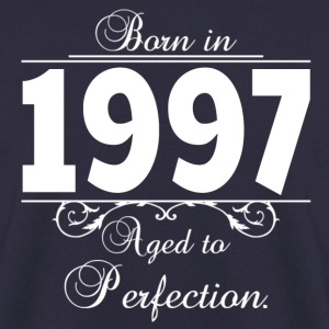 Born in Age 1997 Birthday Pullover & Hoodies - Männer Pullover