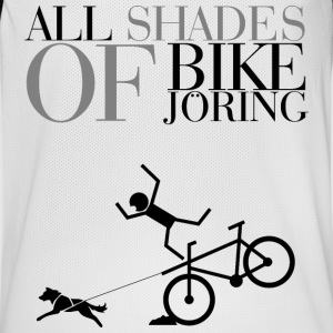 All Shades Of BIKEJÖRING – Shirt - Männer Basketball-Trikot