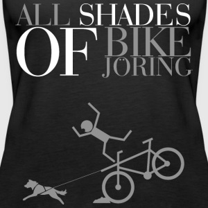 All Shades Of BIKEJÖRING – Top - Frauen Premium Tank Top