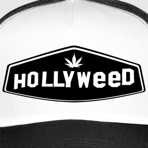 HOLLYWEED Caps & Mützen - Trucker Cap