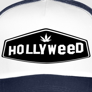 HOLLYWEED 1c Caps & Mützen - Trucker Cap