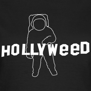 HOLLYWEED space out T-Shirts - Frauen T-Shirt