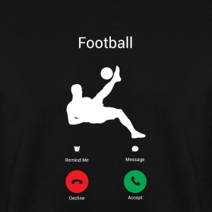 FOOTBALL M'ÉNERVE ! -JE DOIS CLIQUER GO ! Sweat-shirts - Sweat-shirt Homme