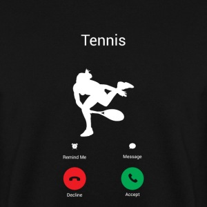 TENNIS M'ÉNERVE : JE DOIS AU TENNIS ! Sweat-shirts - Sweat-shirt Homme