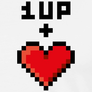 1 UP Tee shirts - T-shirt Premium Homme