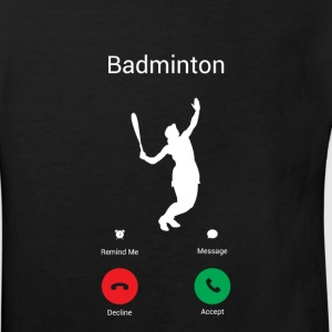 BADMINTON IS CALLING! I DO BADMINTON GAMES GO! Shirts - Kids' Organic T-shirt
