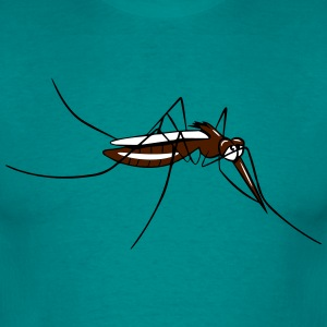 Mosquito mosquito funny stupid T-Shirts - Men's T-Shirt