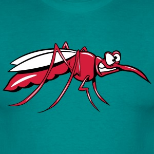 Mosquito moustiques drôle Tee shirts - T-shirt Homme