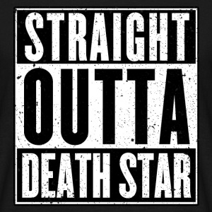 Straight Outta Death Star - T-shirt - Men's T-Shirt