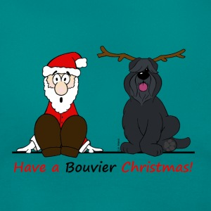 Bouvier Christmas - Frauen T-Shirt