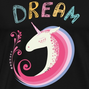 Unicorn Dream T-Shirts - Männer Premium T-Shirt
