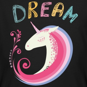Unicorn Dream T-Shirts - Männer Bio-T-Shirt