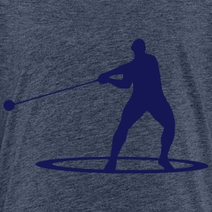 Hammer throw Shirts - Teenage Premium T-Shirt