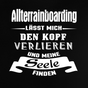 Allterrainboarding - Seele Baby T-Shirts - Baby T-Shirt