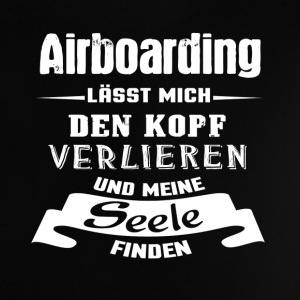 Airboarding - Seele Baby T-Shirts - Baby T-Shirt