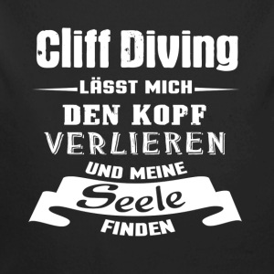 Cliff Diving - Seele Baby Bodys - Baby Bio-Langarm-Body
