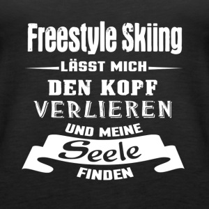 Freestyle Skiing - Seele Tops - Frauen Premium Tank Top