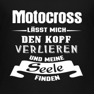 Motocross - Seele T-Shirts - Teenager Premium T-Shirt