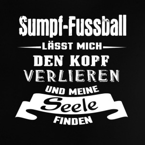 Sumpf-Fussball - Seele Baby T-Shirts - Baby T-Shirt