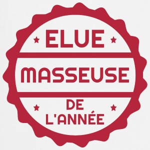 Massage / Masseur / Masseuse / werk Kookschorten - Keukenschort