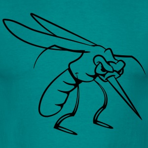 Mosquito moustiques agro Tee shirts - T-shirt Homme
