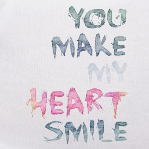 You make my heart smile Kuscheltiere - Teddy