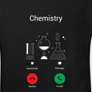 CHEMISTRY GETS – THE CHEMIST EXISTENCE IS CALLING ME! Shirts - Kids' Organic T-shirt